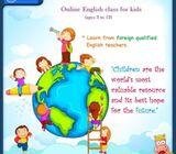 English Class (Foreigner teacher)