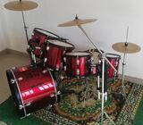 TAMA 7 Piece Acoustic Drum Set (Brand New Condition)