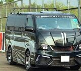 Toyota KDH Petrol Super GL Van for sale