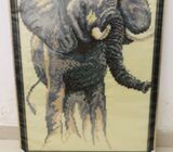 Hand stitched elephant (Rs 25000)