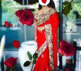 Home Coming Bridal Saree