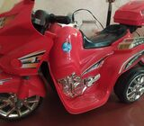police bike rechargeable.