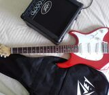 Perfectly working New Electric Guitar for sale!!