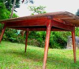 dining table teak