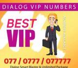 Dialog ViP Numbers