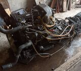 Toyota 3L recondition  complete engine