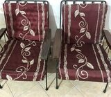 Iron single chairs