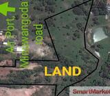 Land for Sale in Katunayake, facing Minuwangoda – Airport main road