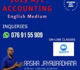 Accounting AL 2023 Theory