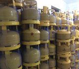 5kg new empty laugfs gas cylinder for sale