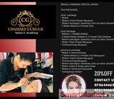 CHAMALI GURUGE Saloon & Academy