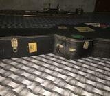 Box guitar hard case