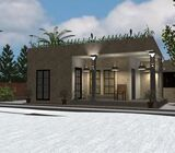 3D Home design for 2D plan