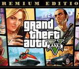 GTA V Premium (GTA ONLINE) PC (Epic games)