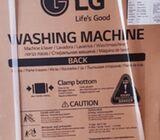 Washing Machine – LG 7KG Front Loader Inverter with Steam