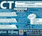 ICT   Individual & Group Class   Grade 6-11   Online & Home Visit