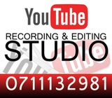 You Tube Video Recording and Editing