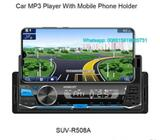 Car radio MP3 Player with mobile phone holder