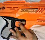nerf accustrike quadrent no bullets.