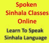 Online Spoken Sinhala Classes