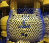 5kg new empty laugfs gas cylinder