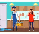 Fridge repair,LG,Samsung,Sisli,Whirlpool ,Hisense