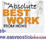 1500 Male/Female hiring for work from home jobs
