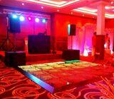 Professional DJ Sounds & Lights Services