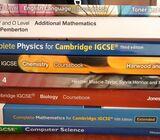 Cambridge IGCSE and Olevel Textbooks