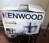 Kenwood cake mixture machine