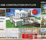 Apartments & Housing Construction - SSB Construction (Pvt) Ltd