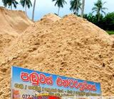Sand Supplier in Bambalapitiya - Panduvas enterprises