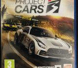 Project cars 3,ps4 games