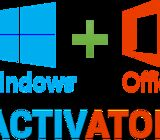 Activator for Windows 7, 8, 8.1, 10 and Office 2010-2016
