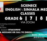 science english medium grade 6 to 9
