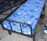Steel single bed/යකඩ ඇදන්