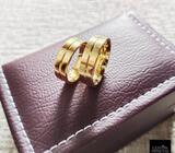 Gold Plated imitation Engagement Rings / Wedding Ring / couple rings for sale in Sri Lanka