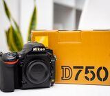 Used Nikon D750 camera , Tamaron G2 70-200 , Nikon 50mm 1.8G
