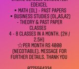 Online Classes Conducted