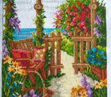 Cross Stitch Garden