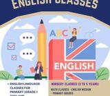English | Nursery | Link Language Classes