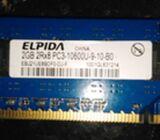 DDR 3 2GB ram