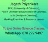 Science(English Medium) Permanent  Online classes