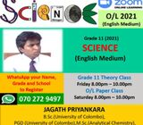 O/L Science Paper/Revision  Class (English Medium)