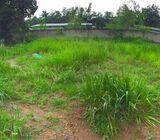 Land for Sale in Meegoda , Hanwella