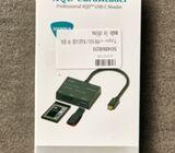 XQD Card Reader (Brand New)