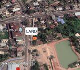 Highly commercialised land for sale in nugegoda