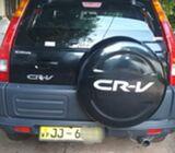 HONDA CRV RD5