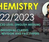 English Medium ONLINE Chemistry Theory/ Revision