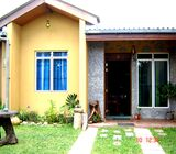 FULLY FURNISHED & EQUIPPED HOUSE FOR LEASE